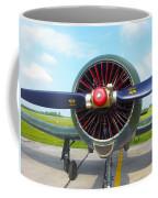 Vietnam Plane Coffee Mug