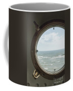 View At Sea II Coffee Mug