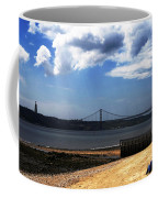 View From Across The Tagus Coffee Mug