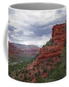 View From Doe Mountain Trail Coffee Mug