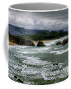 View From Ecola Coffee Mug