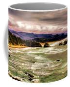 View From Ecola II Coffee Mug