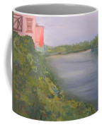 View From Edmund Pettus Bridge Coffee Mug