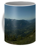 View From Elk Mountain Coffee Mug