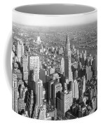 View From Empire State Bldg. Coffee Mug