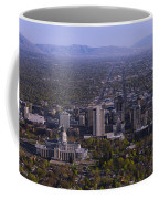 View From Ensign Coffee Mug by Chad Dutson