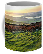 View From Grianan Fort Coffee Mug