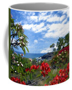 View From Keauhou Kona Coffee Mug