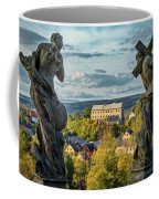 View From Kuks Hospital - Czechia Coffee Mug