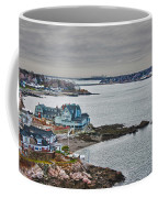 View From Marblehead Lighthouse Coffee Mug