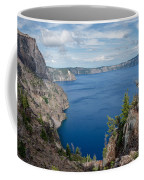 View From Merriam Point Coffee Mug
