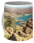 View From Mt Scott Coffee Mug