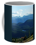 View From Mt. Wahington II Coffee Mug