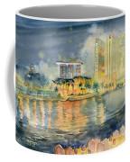 View From Quay Singapore Coffee Mug