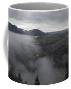 View From Raven Bluffs Coffee Mug