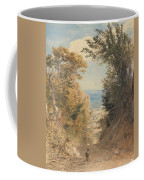 View From Rook's Hill, Kent Coffee Mug