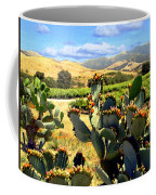 View From Santa Rosa Road Coffee Mug