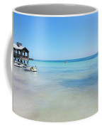 View From South Beach In Key West Coffee Mug