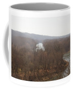 View From The Bluff Coffee Mug