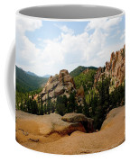 View From The Crags Coffee Mug