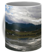 View From The Horse Barn Coffee Mug
