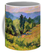 View From The Orchard Coffee Mug