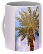 View From The Pool Coffee Mug