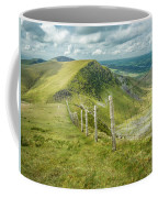 View From The Rangers Path Coffee Mug by Nick Bywater