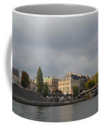 View From The Seine Coffee Mug