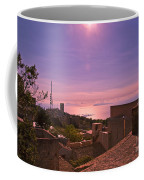 View From The Top In Sicily 2 Coffee Mug