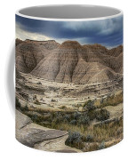 View From The Top - Toadstool  Coffee Mug