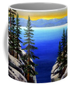View From The Trail Coffee Mug