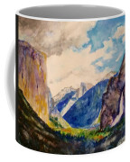 View From The Tunnel Coffee Mug