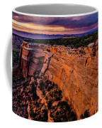 View From Upper Ute Canyon, Colorado National Monument Coffee Mug