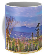 View From Von Trapps Lodge 1 Coffee Mug