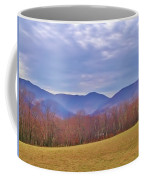 View From Von Trapps Lodge 2 Coffee Mug