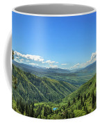 View From White Bird Hill Coffee Mug
