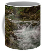 View In Vintgar Gorge #2 - Slovenia Coffee Mug