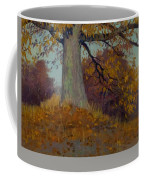 View Of A Harbor By Charles Francois Lacroix Coffee Mug