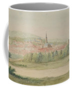 View Of A Town In Saxony Coffee Mug