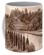 View Of Ancient Bridge Coffee Mug