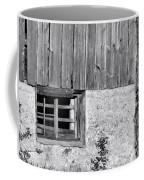 View Of Barn Exterior Coffee Mug