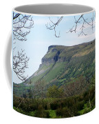 View Of Benbulben From Glencar Lake Ireland Coffee Mug