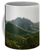 View Of Bridge And The Town Of Cava, Kingdom Of Naples Coffee Mug