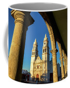 View Of Cathedral And Arches Coffee Mug
