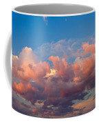 View Of Clouds In The Sky Coffee Mug