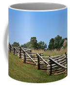 View Of Clover Hill Tavern Appomattox Court House Virginia Coffee Mug