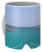 View Of Coral Coffee Mug