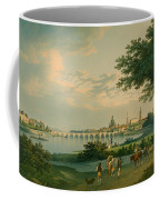 View Of Dresden Coffee Mug