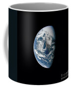 View Of Earth Taken From The Apollo 13 Coffee Mug